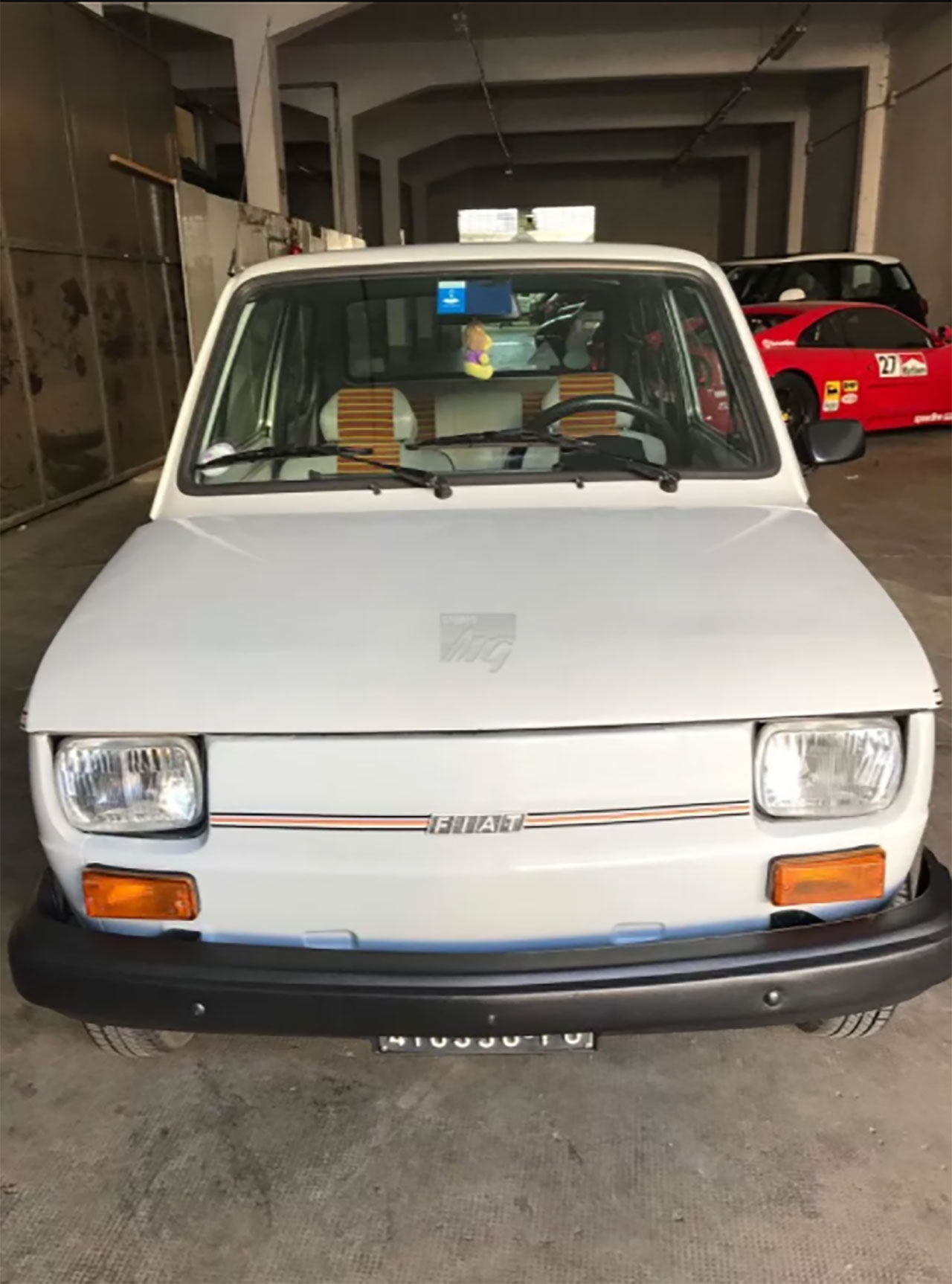 Il Vintage passa dalla Carrozzeria MG: Fiat 126… bei ricordi!!
