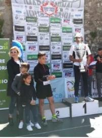 Maratonina città di prato 2017: premiazione 2° trofeo Carrozzeria MG Memorial