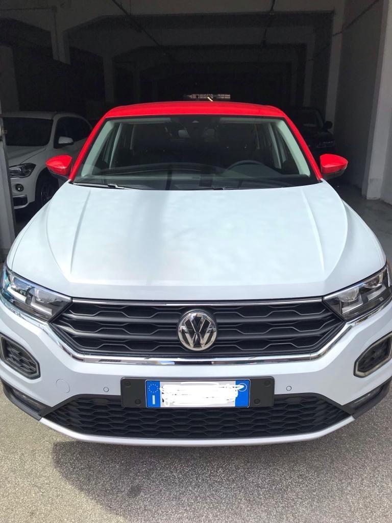 Volkswagen T-Rock 2019 cambia pelle