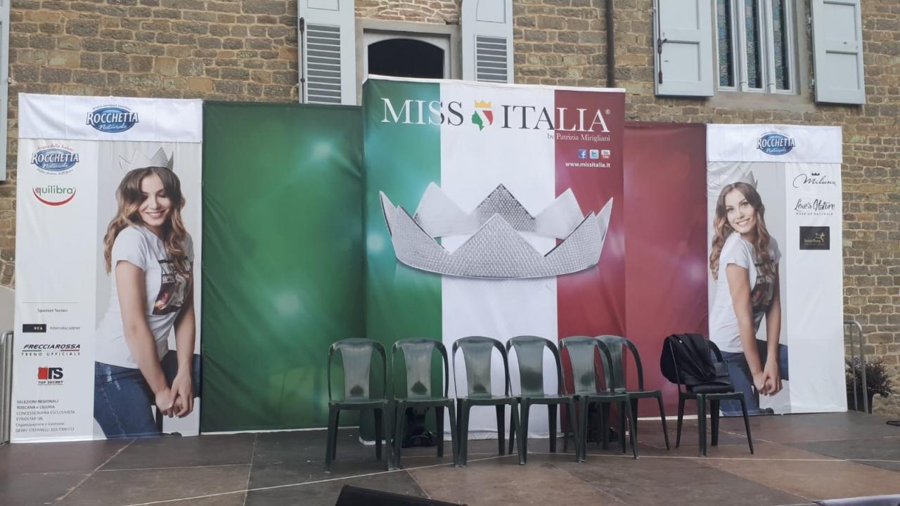 Gruppo MG sponsor Miss Italia