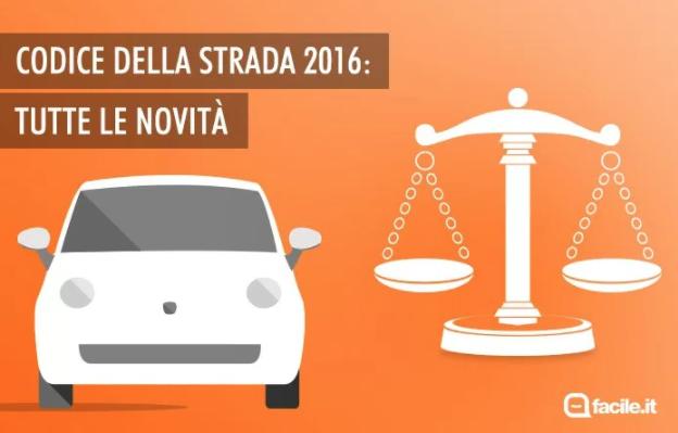 Codice della Strada 2017: le novità per gli automobilisti