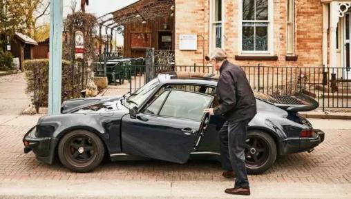 Una Porsche 911 con 1 milione di km