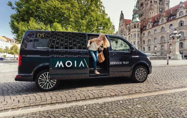 Moia: arriva il pulmino per il trasporto condiviso