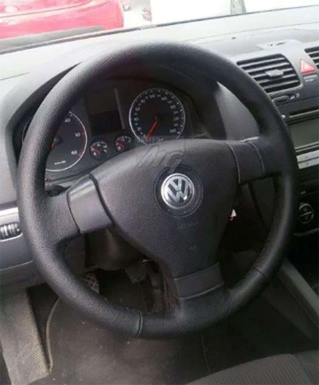 Volante in pelle VW Golf Plus