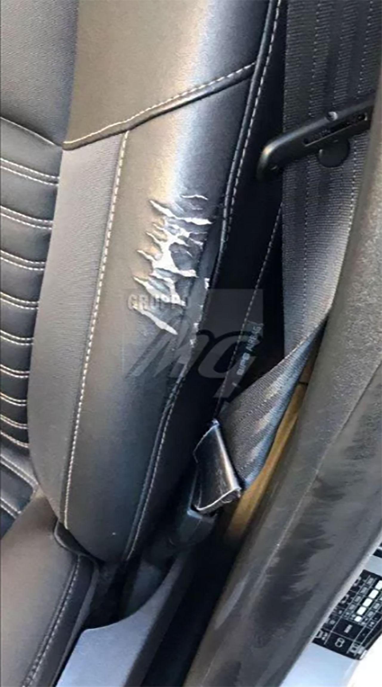 Riparazioni sedili auto in pelle