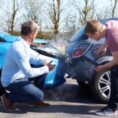 Incidente stradale: concorso di colpa