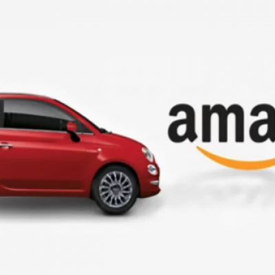 Acquista la tua Fiat su Amazon.it
