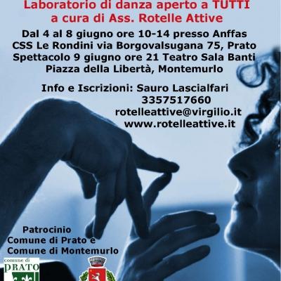 Seminario Danceability a Prato 2018