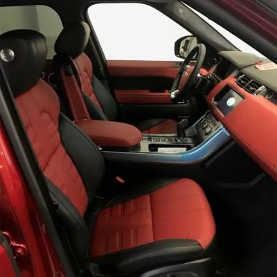 Nuovo allestimento Range Rover Sport 2017