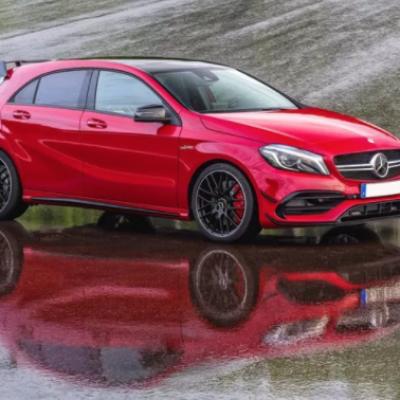 Mercedes AMG: arriva il noleggio a lungo termine