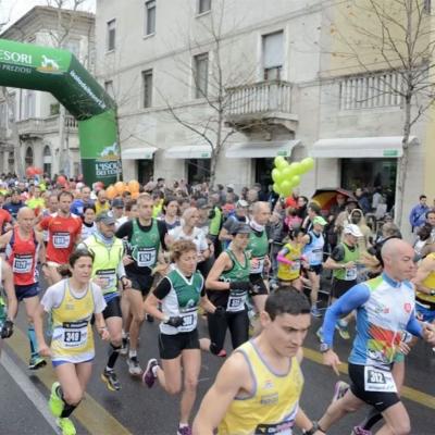 Gruppo Mg sponsor ufficiale della maratonina di Prato 2016